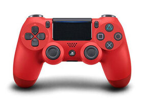PlayStation Dualshock 4 Wireless Controller - Red