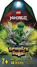 LEGO Ninjago Spinjitzu Attack - Lloyd 70687