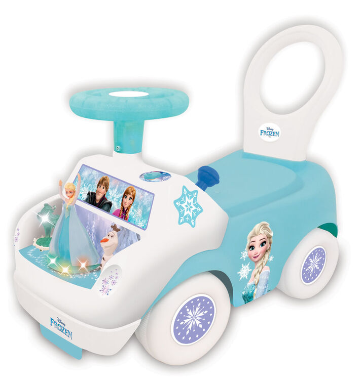 Frozen Lights N'Sounds Activity Ride-On