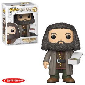 Figurine en vinyle Hagrid de Harry Potter par Funko POP! 6po.