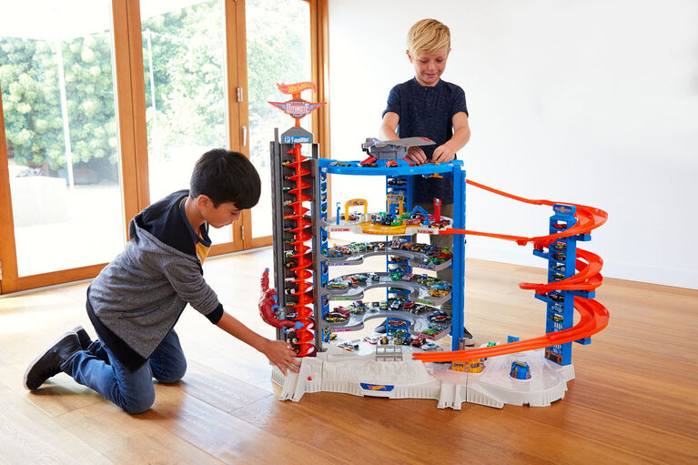 Hot Wheels Super Ultimate Garage Playset