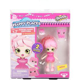 Shopkins Happy Places S3 Lil' Shoppie Pack: Jellica