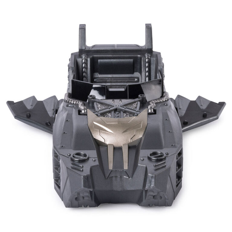 BATMAN, Batmobile and Batboat 2-in-1 Transforming Vehicle, For Use with BATMAN 4-Inch Action Figures