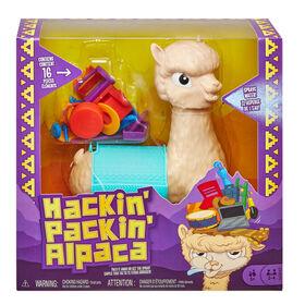 Hackin' Packin' Alpaca