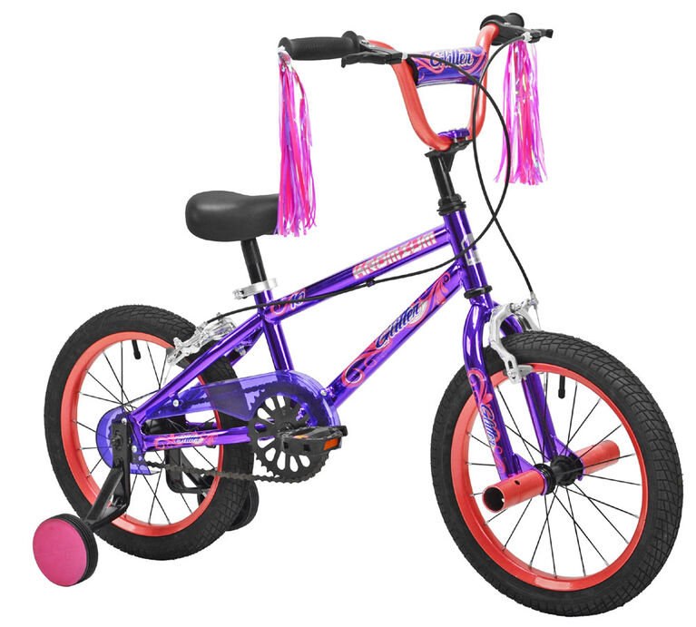 Stoneridge Cycle Kromium Glitter - Vélo 16 po