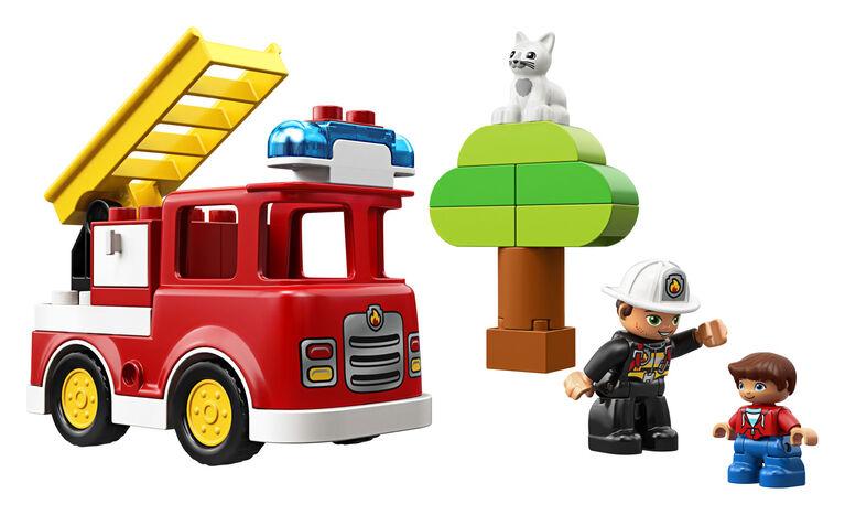 LEGO DUPLO Town Le camion de pompiers 10901