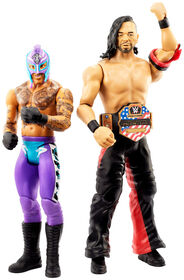 WWE Shinsuke Nakamura vs Rey Mysterio 2-Pack