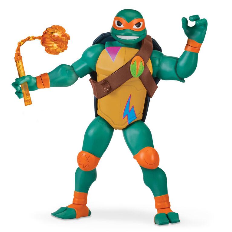 Rise of the Teenage Mutant Ninja Turtles - Giant Michelangelo Action Figure
