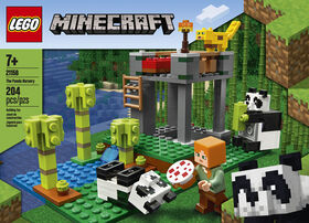 LEGO Minecraft The Panda Nursery 21158