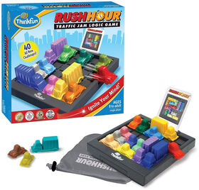 Ravensburger! Thinkfun - Rushhour Traffic Jam Logic Game