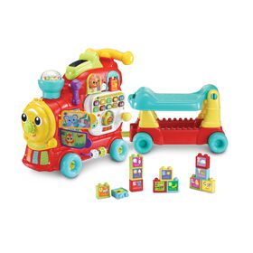 VTech 4-in-1 Learning Letters Train - French Edition