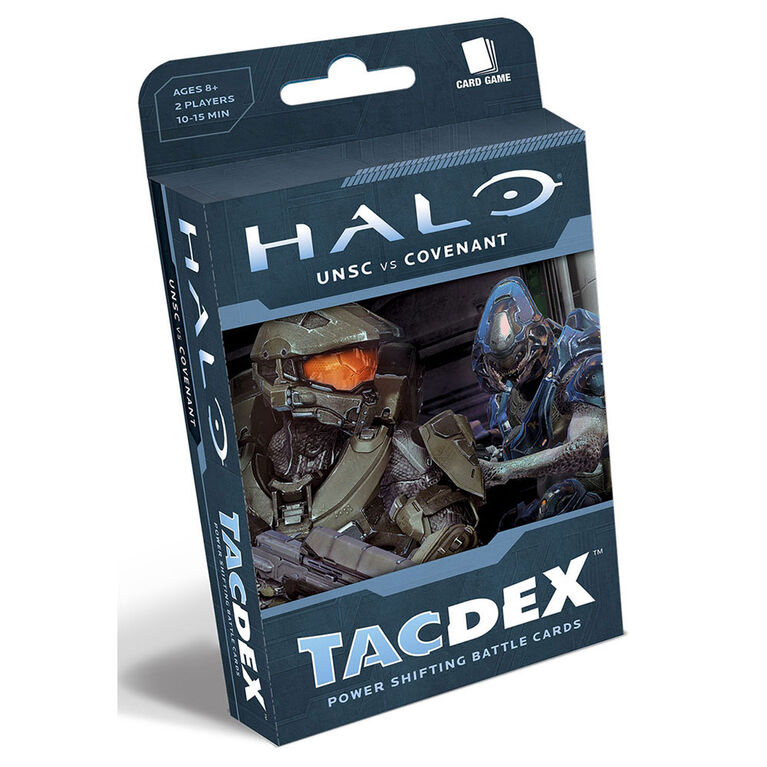 TacDex Game: Halo - UNSC vs Covenant