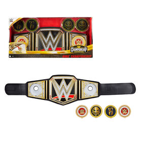 WWE - Championship Showdown - Ceinture de championnat WWE de luxe