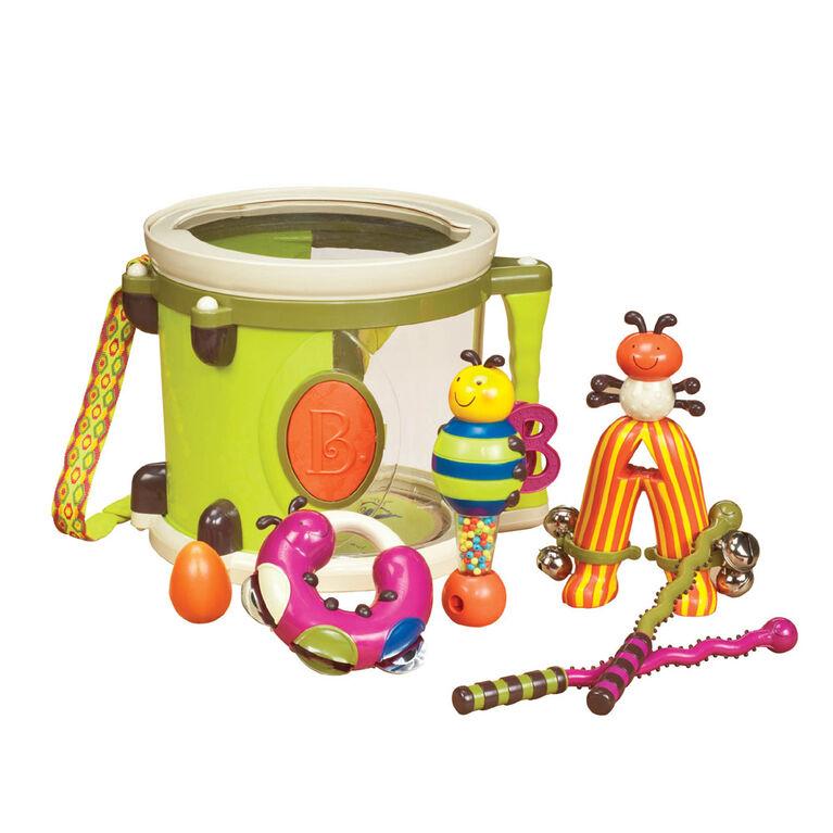 B. Toys Parum Pum Pum, Musical Instrument Set