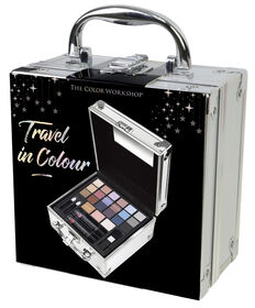 The Color Workshop Travel in Colour Train Case