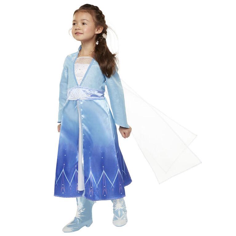 Frozen II Elsa Travel Dress