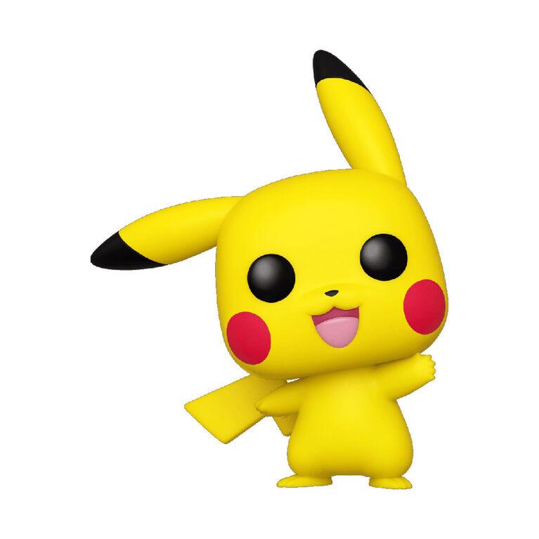 Figurine en Vinyle Pikachu Par Funko POP! Pokemon