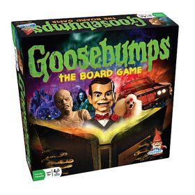 Goosebumps Game - English Edition