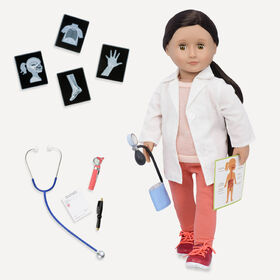 Our Generation, Nicola, 18-inch Doctor Doll