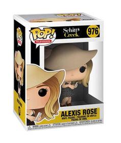 Figurine en Vinyle Alexis Rose par Funko POP! Schitt's Creek