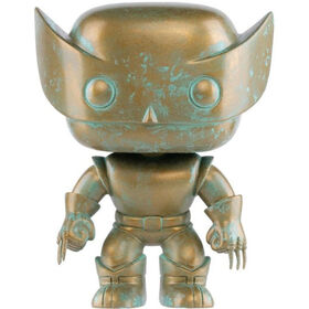 Funko POP! Movies: Marvel 80th - Wolverine - R Exclusive