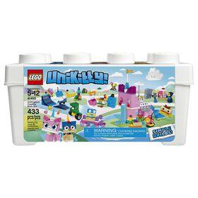 LEGO Unikitty La boîte de briques Unikingdom 41455.
