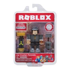 Roblox Core Figure - Concasseur de voitures Panwellz