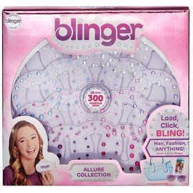 Ensemble de recharge 20 pièces Blinger - Collection Allure - Formes éblouissantes