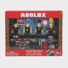 Roblox - Garage Band Construire une figurine.