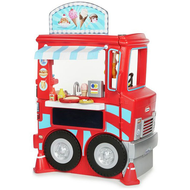 Little Tikes 2-in-1 Food Truck - R Exclusive