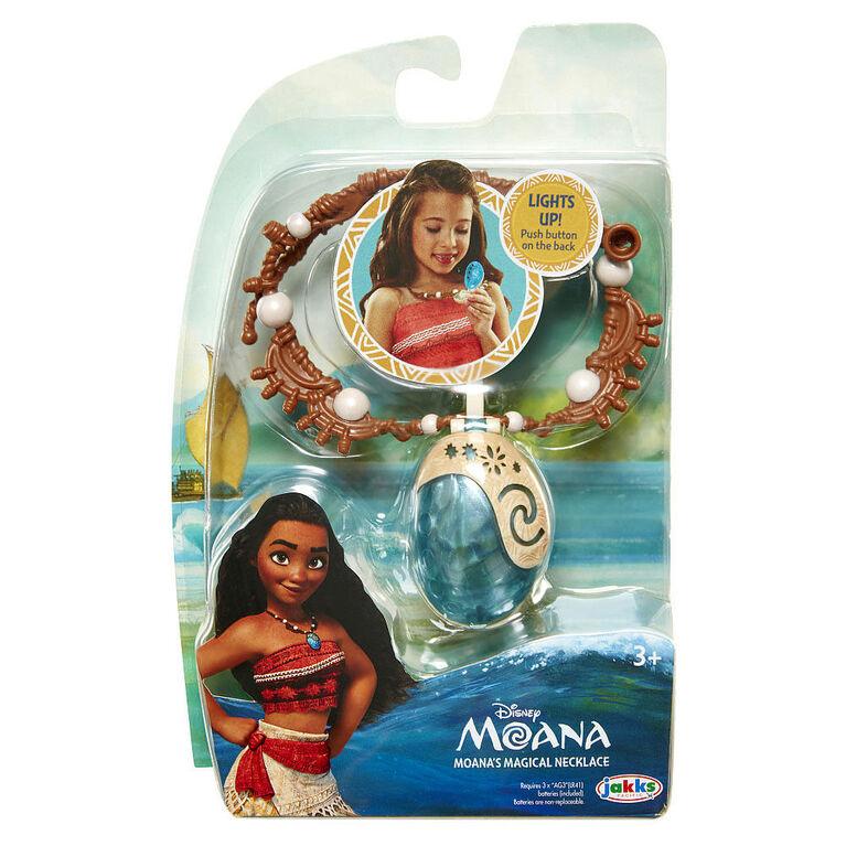 Disney - Collier magique de Moana - Collier de Moana.