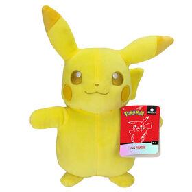 "Pokémon 8"" Plush - Tonal Pikachu"