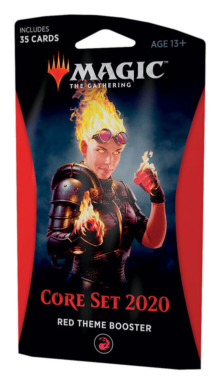 "Magic the Gathering ""Core 2020"" Theme Booster"