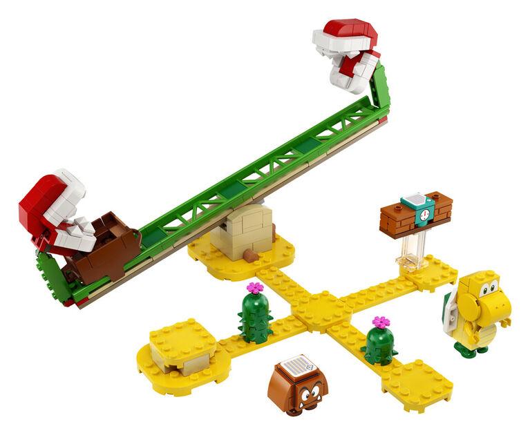 LEGO Super Mario Piranha Plant Power Slide Expansion Set 71365