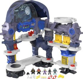 Fisher-Price Imaginext DC Super Friends Super Surround Batcave - English Edition