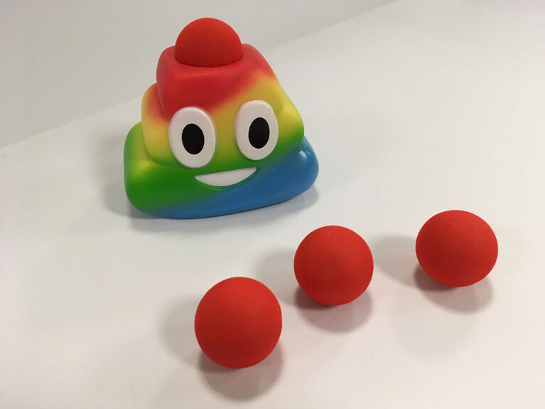 Rainbow Poo Popper