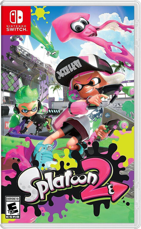 Nintendo Switch - Splatoon 2