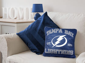 NHL Team Cushion - Tampa Bay Lightning