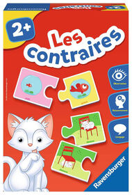 Ravensburger! The Opposites Game - French Edition