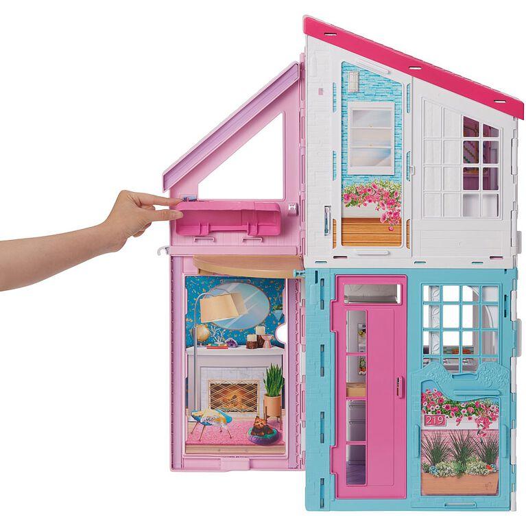 Barbie Malibu House Playset - English Edition