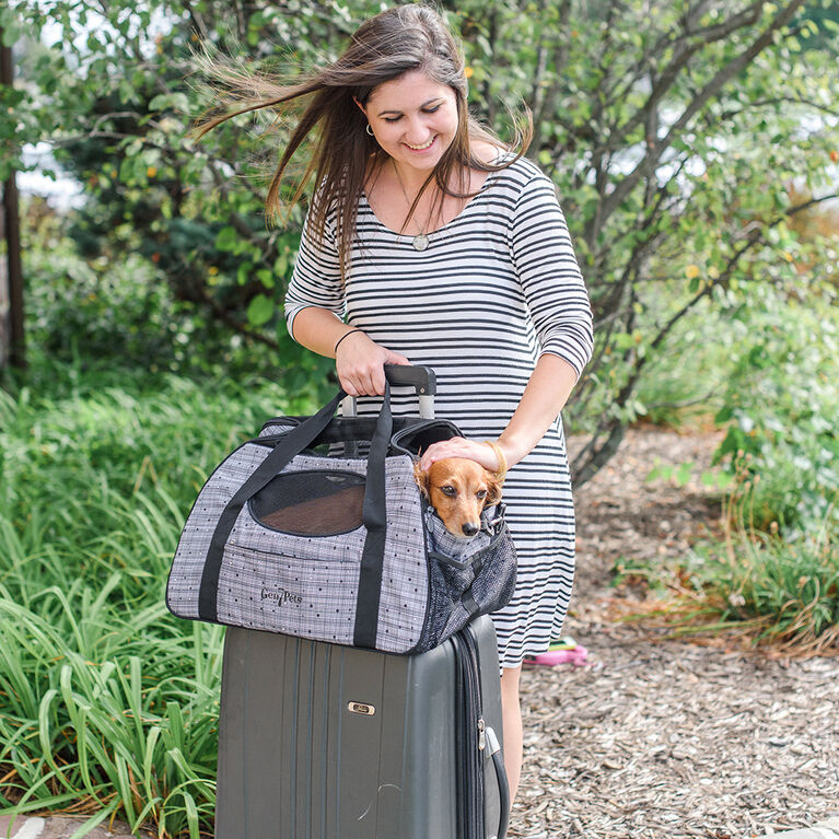 Gen7Pets Carry-Me Pet Carrier - Starry Night