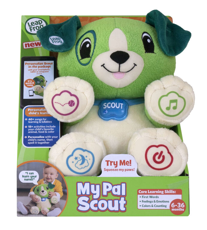 LeapFrog My Pal Scout - English Edition