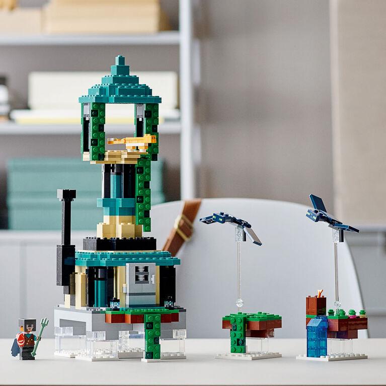 LEGO Minecraft La tour du ciel 21173