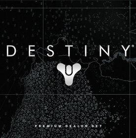 Destiny Premium Playing Card Set