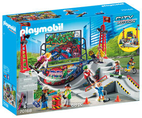 Playmobil - City Action - Skate Park