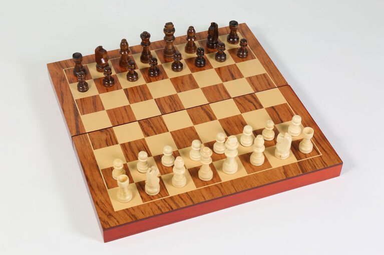 Pavilion Classic Games - Wooden Folding Chess