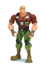 Power Players - Action Figures: Sarge