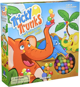 Tricky Trunks Game