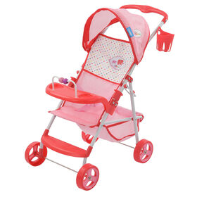 Poussette de poupée Little Mommy - R Exclusif