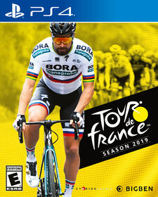 Playstation 4 Tour De France